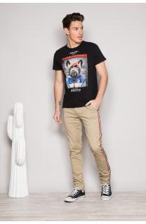 T-Shirt T-SHIRT BANDIDO Homme S19190 (41732) - DEELUXE