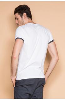 T-Shirt T-SHIRT BAHAMAS Homme S19141 (41735) - DEELUXE