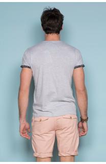 T-Shirt T-SHIRT BAHAMAS Homme S19141 (41740) - DEELUXE
