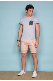 T-Shirt T-SHIRT BAHAMAS Homme S19141 (41741) - DEELUXE
