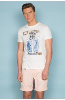 T-Shirt T-SHIRT ROCKY Homme S19162 (41751) - DEELUXE