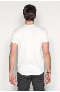 T-Shirt SMART Homme S19103 (41774) - DEELUXE