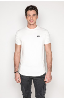 T-Shirt SMART Homme S19103 (41776) - DEELUXE