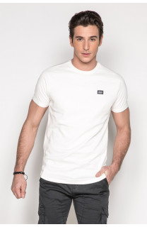 T-Shirt SMART Homme S19103 (41777) - DEELUXE