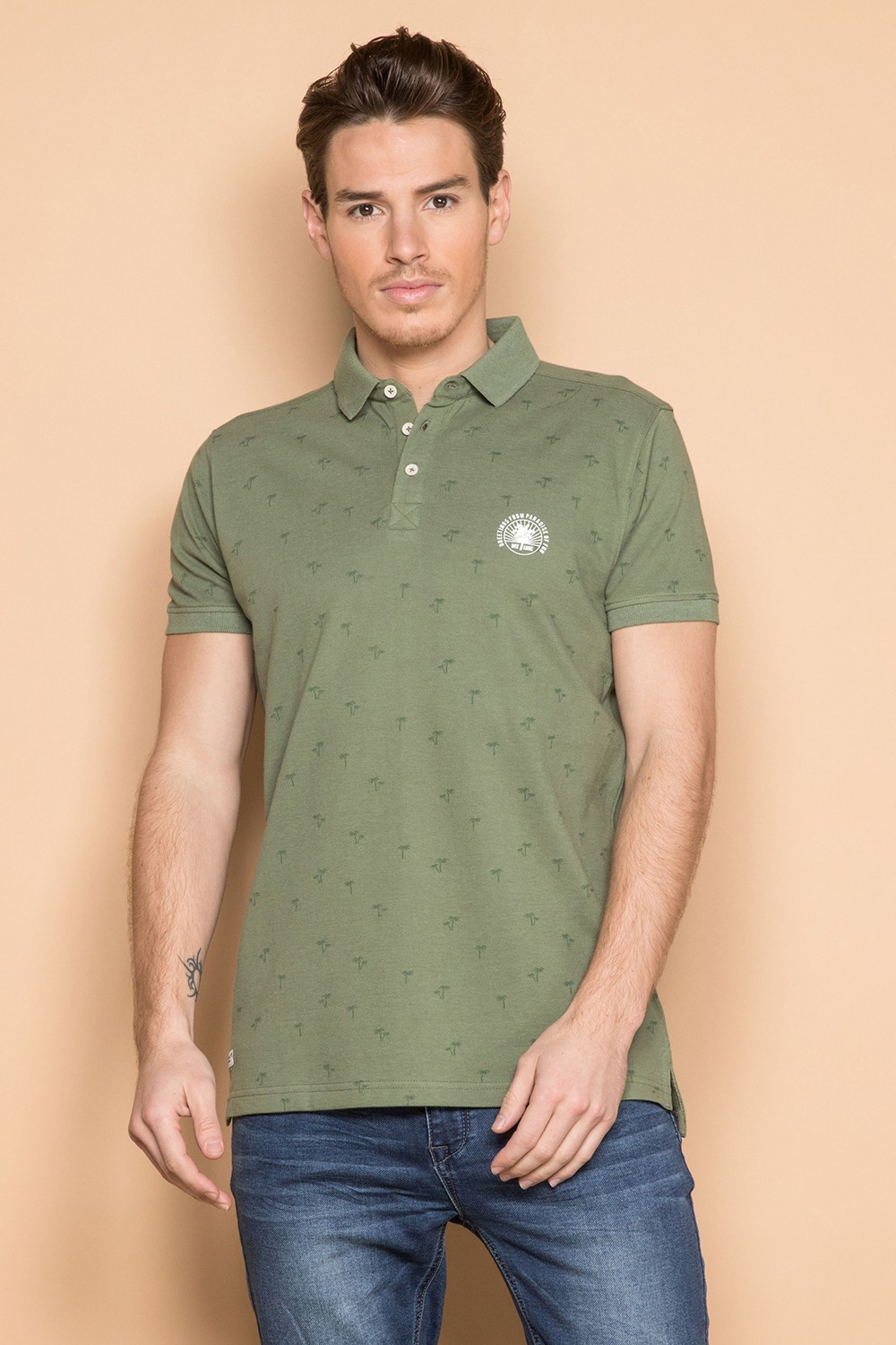 Polo WATER Homme Deeluxe