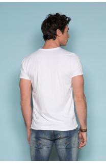 T-Shirt T-SHIRT TIGROU Homme S19144 (41834) - DEELUXE