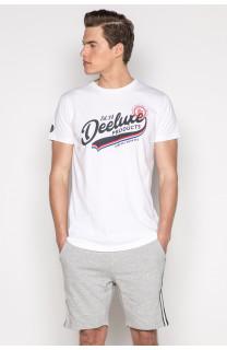 T-Shirt T-SHIRT THORN Homme S19174 (41848) - DEELUXE