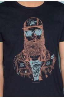 T-Shirt T-SHIRT TELLON Homme S19143 (41868) - DEELUXE