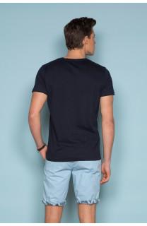 T-Shirt T-SHIRT TELLON Homme S19143 (41870) - DEELUXE