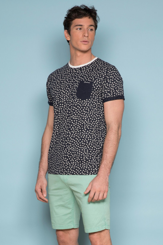 T-Shirt SUNAIR Homme S19124 (41878) - DEELUXE