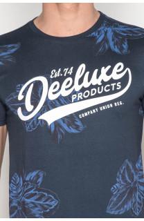 T-Shirt T-SHIRT STUNNING Homme S19139 (41884) - DEELUXE