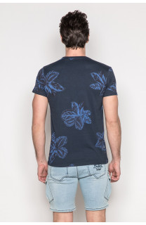 T-Shirt T-SHIRT STUNNING Homme S19139 (41886) - DEELUXE