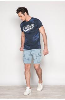 T-Shirt T-SHIRT STUNNING Homme S19139 (41887) - DEELUXE