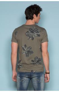 T-Shirt T-SHIRT STUNNING Homme S19139 (41890) - DEELUXE