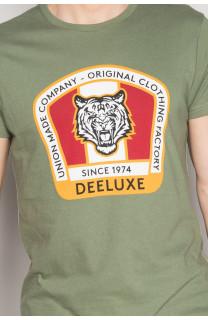 T-Shirt T-SHIRT SANFORD Homme S191105 (41914) - DEELUXE
