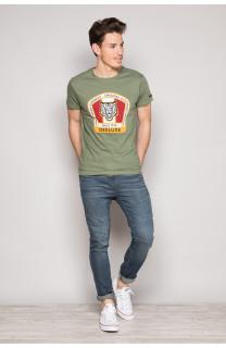 T-Shirt T-SHIRT SANFORD Homme S191105 (41916) - DEELUXE