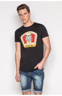 T-Shirt T-SHIRT SANFORD Homme S191105 (41922) - DEELUXE