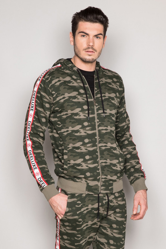 Sweat RAP Homme S19520 (41929) - DEELUXE