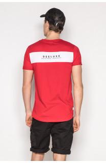 T-Shirt T-SHIRT NYLES Homme S19181 (41973) - DEELUXE