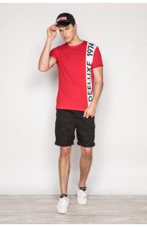 T-Shirt T-SHIRT NYLES Homme S19181 (41974) - DEELUXE