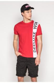 T-Shirt T-SHIRT NYLES Homme S19181 (41976) - DEELUXE