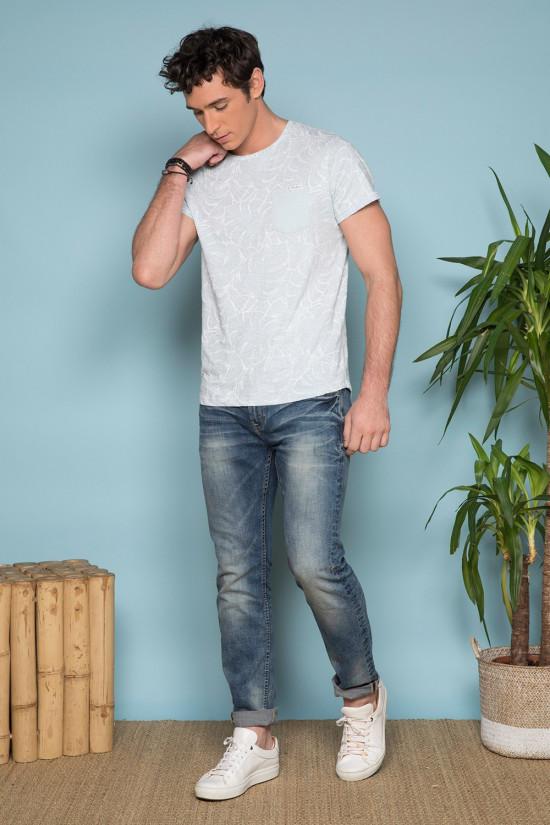 T-shirt MONSTERA Homme Deeluxe