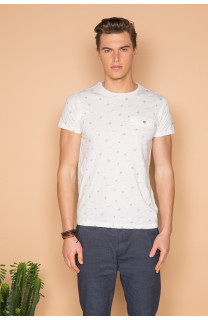 T-Shirt MEXICO Homme S19113 (41999) - DEELUXE