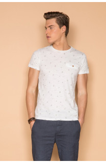 T-Shirt MEXICO Homme S19113 (42000) - DEELUXE