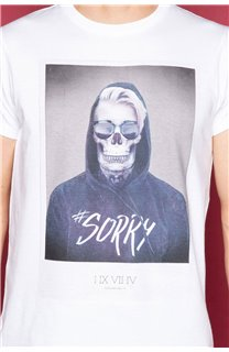 T-Shirt JUST Homme S19189 (42002) - DEELUXE
