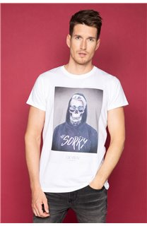 T-Shirt JUST Homme S19189 (42006) - DEELUXE