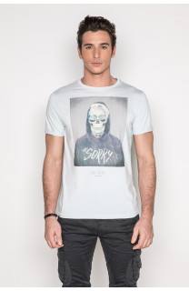 T-Shirt JUST Homme S19189 (42009) - DEELUXE