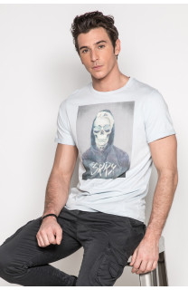 T-Shirt JUST Homme S19189 (42011) - DEELUXE