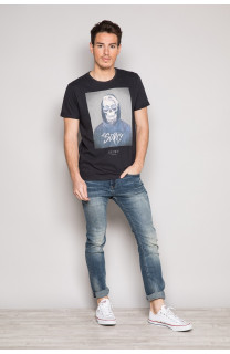 T-Shirt JUST Homme S19189 (42015) - DEELUXE