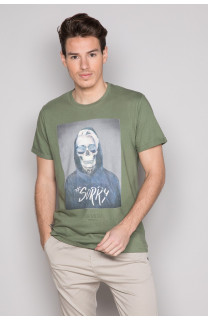 T-Shirt JUST Homme S19189 (42020) - DEELUXE