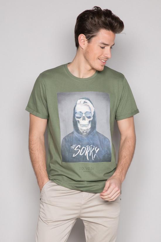 T-shirt JUST Homme Deeluxe