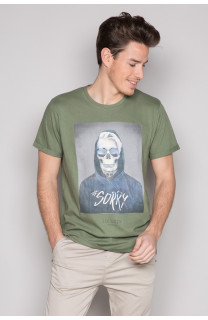 T-Shirt JUST Homme S19189 (42021) - DEELUXE
