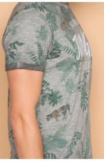 T-Shirt T-SHIRT JOSHUA Homme S19108 (42022) - DEELUXE