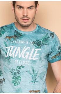 T-Shirt T-SHIRT JOSHUA Homme S19108 (42027) - DEELUXE