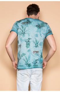 T-Shirt T-SHIRT JOSHUA Homme S19108 (42028) - DEELUXE