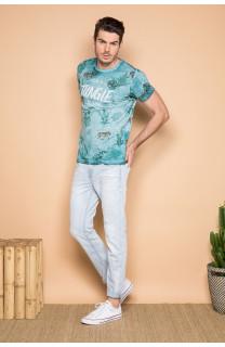 T-Shirt T-SHIRT JOSHUA Homme S19108 (42029) - DEELUXE