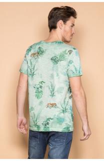 T-Shirt T-SHIRT JOSHUA Homme S19108 (42032) - DEELUXE