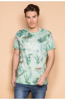T-Shirt T-SHIRT JOSHUA Homme S19108 (42036) - DEELUXE