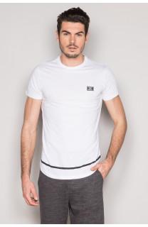T-Shirt T-SHIRT JETT Homme S19179 (42049) - DEELUXE