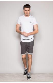 T-Shirt T-SHIRT JETT Homme S19179 (42051) - DEELUXE