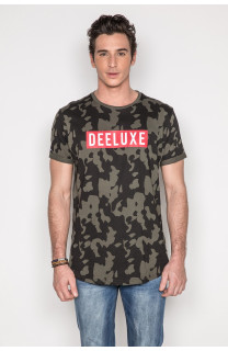 T-Shirt HIT Homme S19106 (42078) - DEELUXE