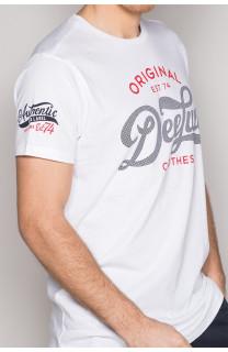 T-Shirt GRANT Homme S19176 (42137) - DEELUXE