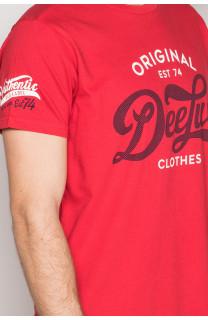 T-Shirt GRANT Homme S19176 (42142) - DEELUXE