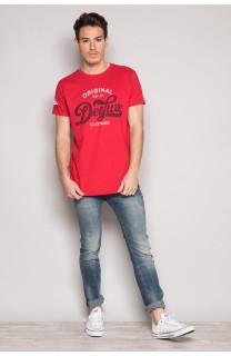 T-Shirt GRANT Homme S19176 (42145) - DEELUXE
