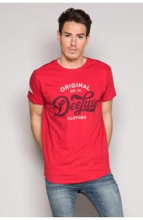 T-Shirt GRANT Homme S19176 (42146) - DEELUXE