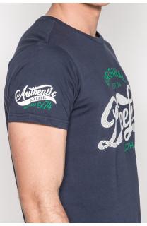 T-Shirt GRANT Homme S19176 (42147) - DEELUXE